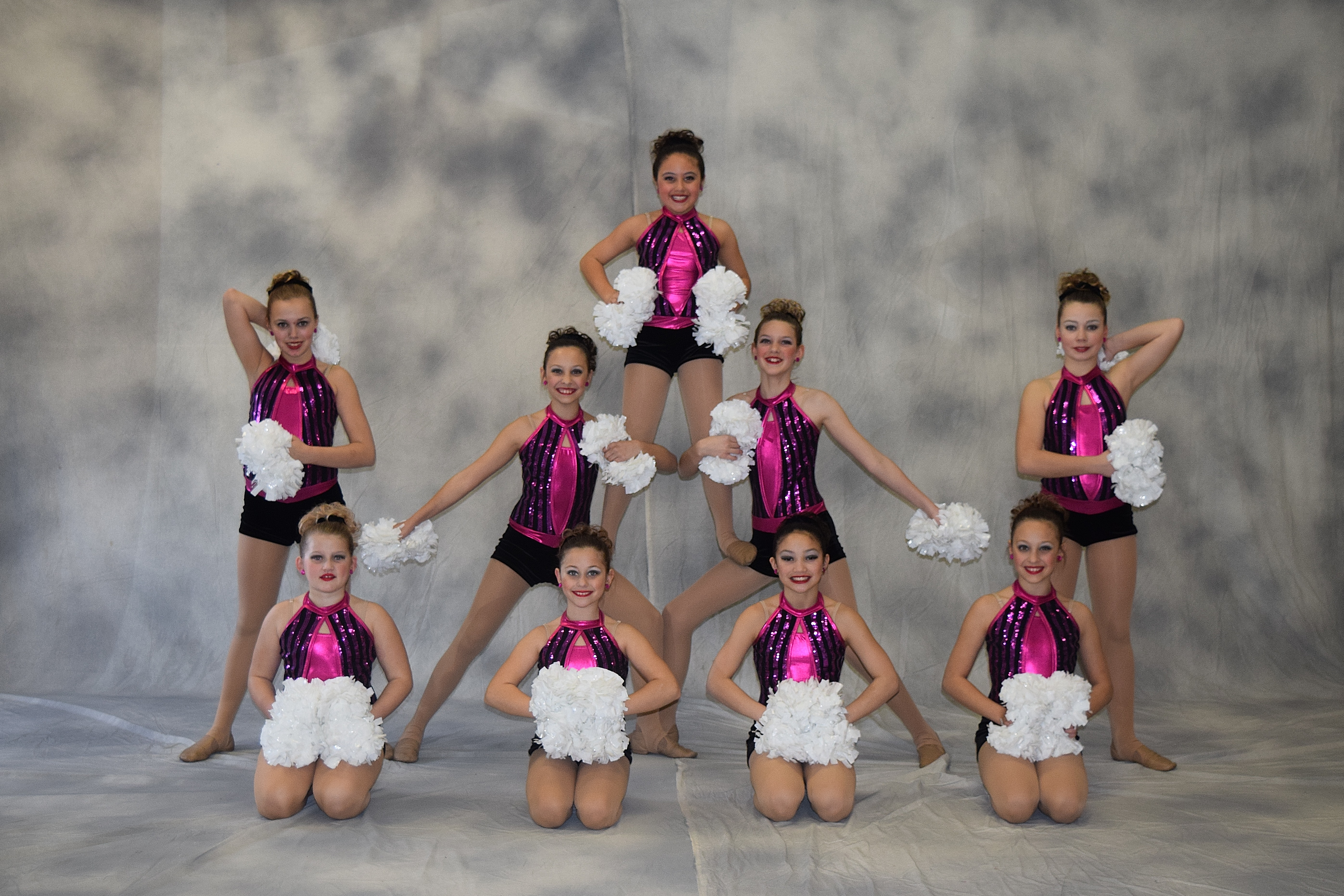 port huron competitive dance team