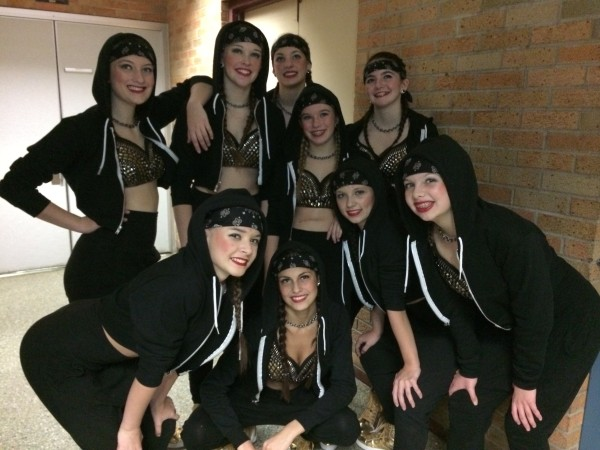 HPAC Starlites Port Huron Competitive Dance Team