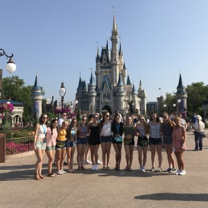 Starlites visit the Magic Kingdom