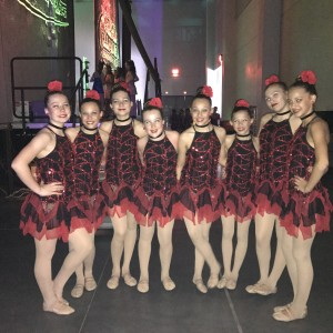 Starlites Junior Jazz Team