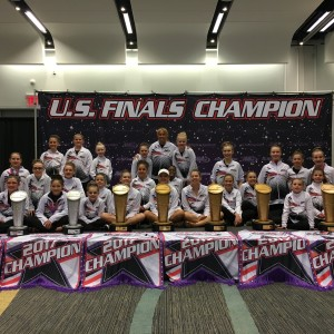 U.S. Finals National Champs!